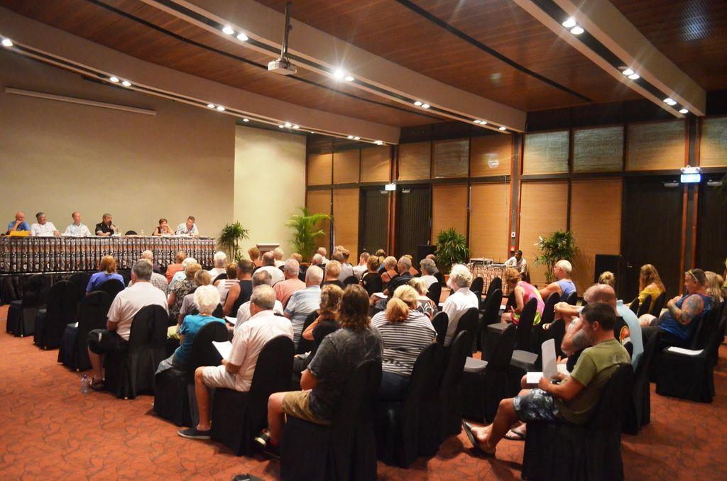 Annual General Meeting 2017  Nov 2017 016 - Our Annual General Meetings